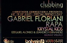 Gabriel @ Clubbing Buenos Aires, July 19th